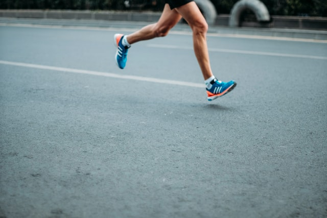 αερόβια άσκηση τρέξιμο