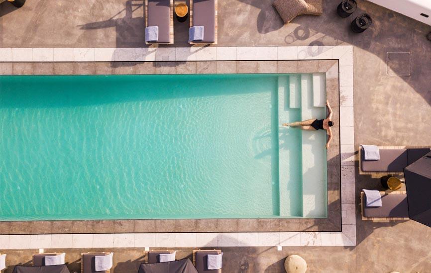 Pool Chora Kythnos
