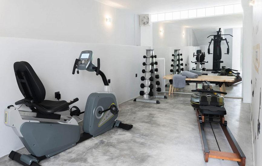 Chora Kythnos Gym
