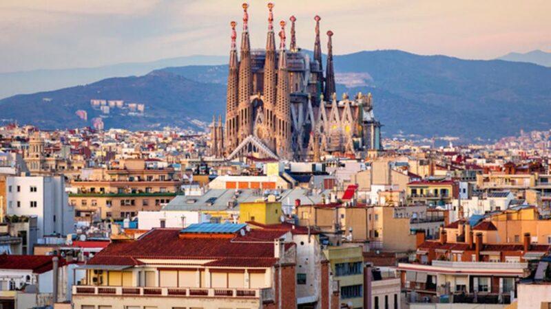 Πανοραμική Βαρκελώνη