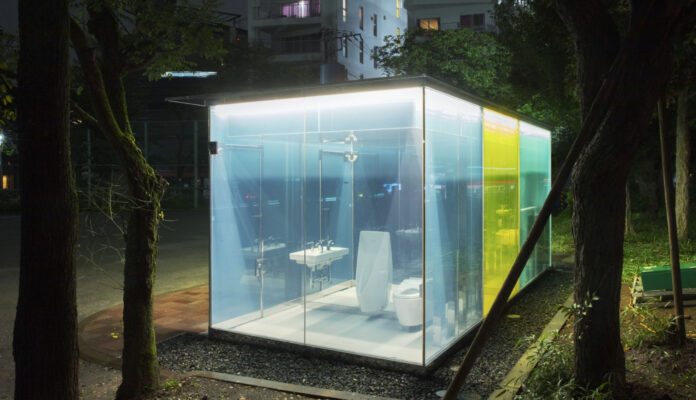 Τόκιο τουαλέτες