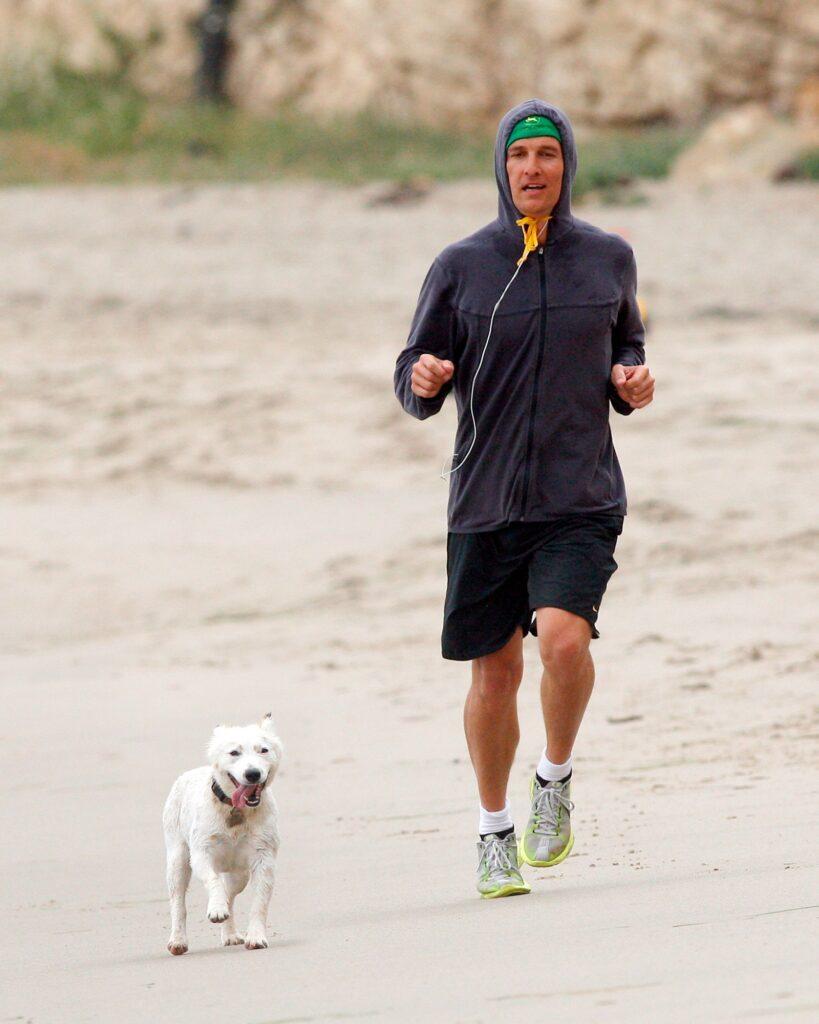 τρέξιμο με Matthew