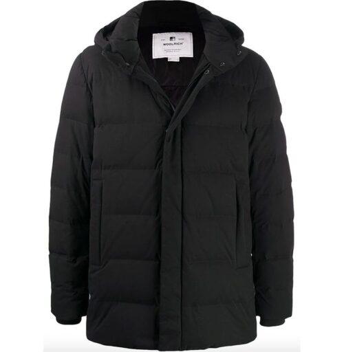 χειμερινό παλτό woolrich