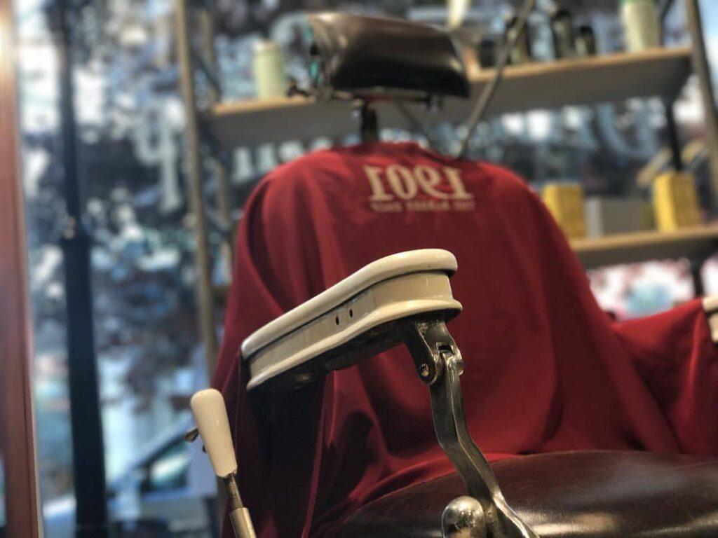 1901 barber shop