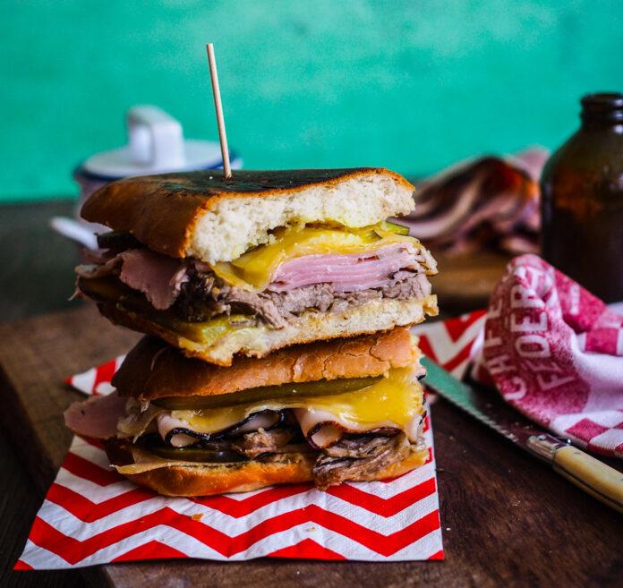 κουβανέζικο σάντουιτς