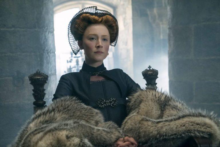 queen of scotland