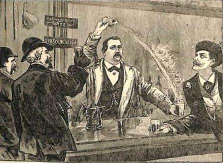 speakeasy Ποτοαπαγόρευση