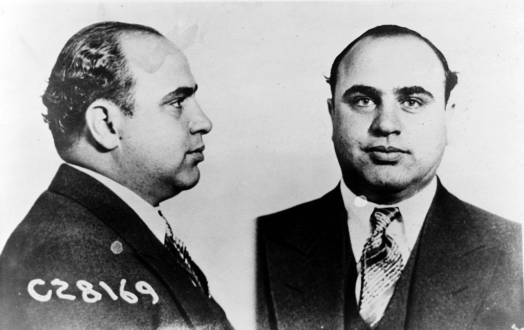 Al Capone Ποτοαπαγόρευση