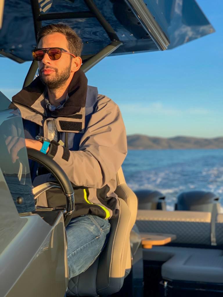 Skipper George