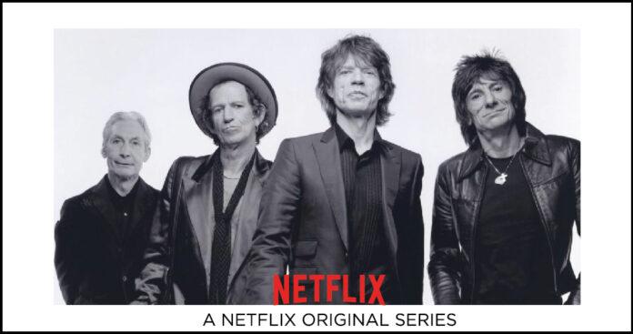 Netflix μουσικά ντοκιμαντέρ