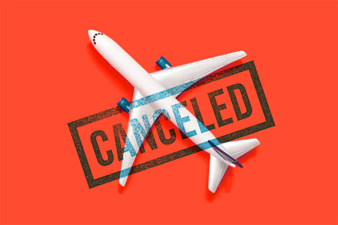 canceled vacations