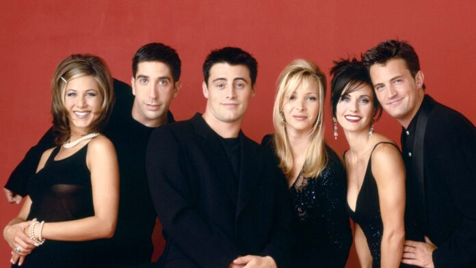 The Friends Reunion Special