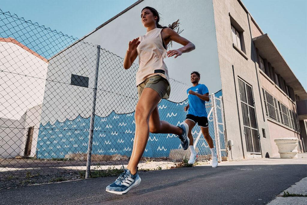 άθληση τρέξιμο