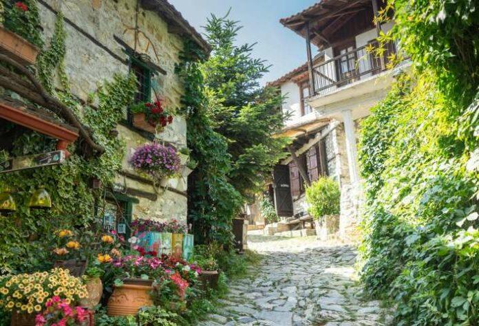 Κοντά στη Θεσσαλονίκη