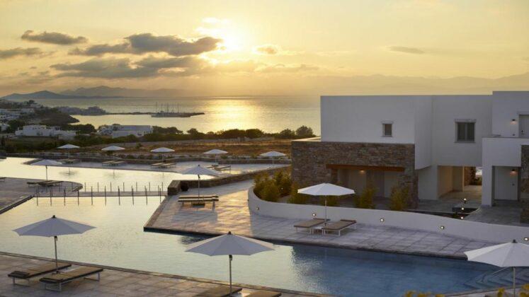 summer senses luxury resort view