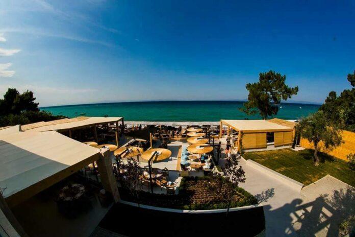 Villas lounge restaurant
