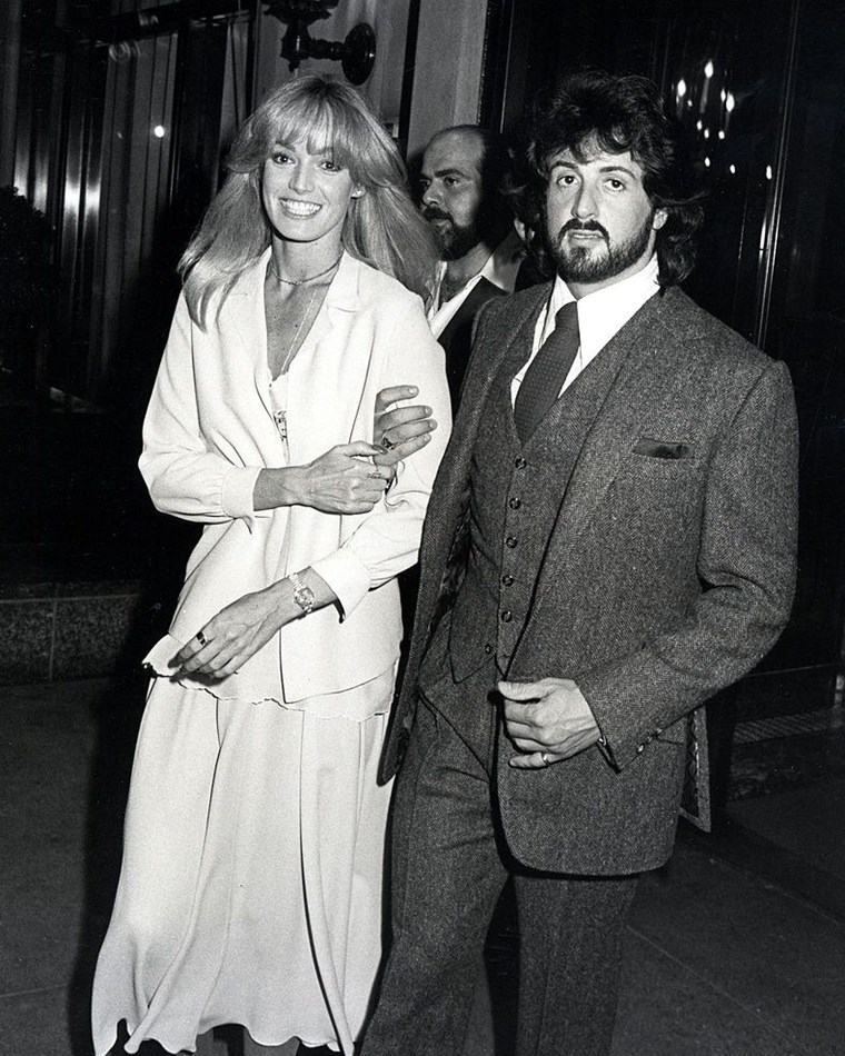 Sly and Wife