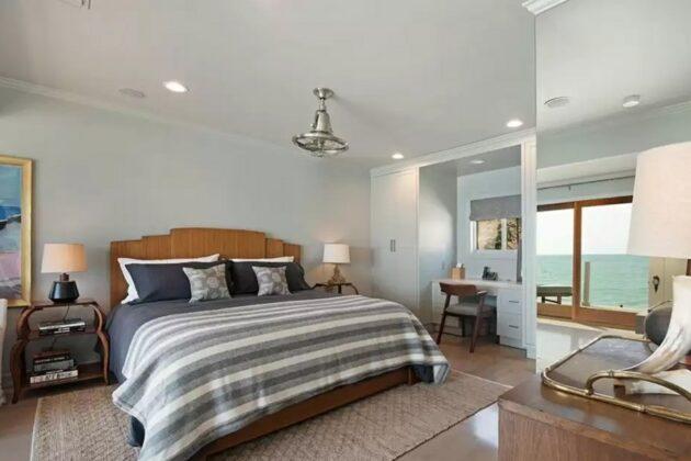 Malibu Beach Mansion